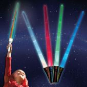 LED Expandable Swords-12 Pack