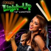 Orange LED Lumiton - 16 Inch