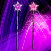 LED Fairy Princess Wands-12 Pack