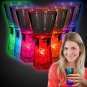 LED Shot Glass-1.5oz