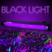 Black Light Bulb Fixture