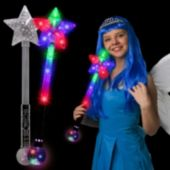 LED Prism Star Wand