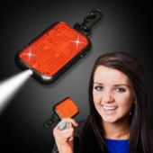 Red LED Reflector