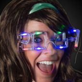 2017 LED and Light-Up Eyeglasses