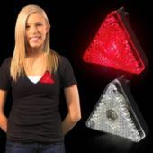 Triangle Shaped LED Reflector