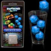 Blue LED and Light-Up Ice Cube-Retail Pack