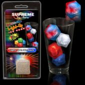 Red, White and Blue Ice Cube-Retail Pack