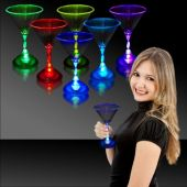 LED Martini Glass-7oz