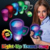 Light Up Travel 16 Oz Mug