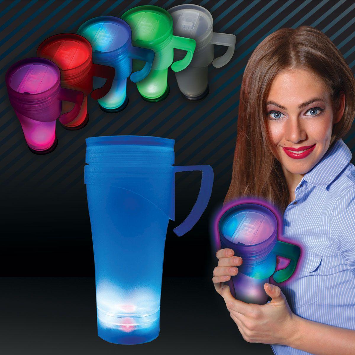LED Travel Mug-16oz LIT846EA