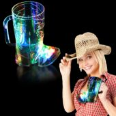 LED Boot Shape Cup-16oz