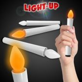 Flickering LED Candlestick