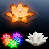 LED Floating Lotus Flower