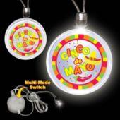 Cinco De Mayo LED Pendant Necklace