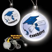 Graduation LED Necklace
