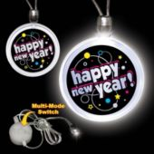 Happy New Year LED Necklace