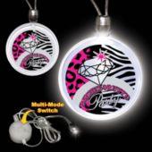 Bachelorette Party LED Pendant Necklace
