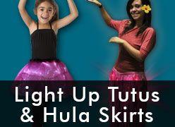 Tutus & Hula Skirts
