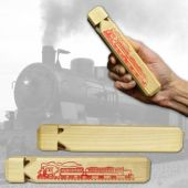 Wooden Train Whistles