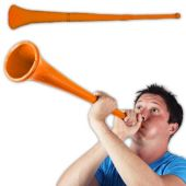 Orange Vuvuzela-28""