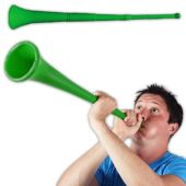 28 Inch Green Stadium Horn