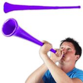 Purple Stadium Horn