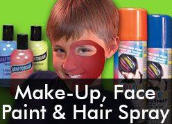 Make-up, Face Paint, & Hair Spray