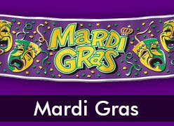 Mardi Gras Party Decorations & Supplies