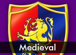 Medieval Theme Party Supplies & Decorations