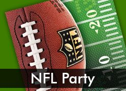 NFL Party Supplies