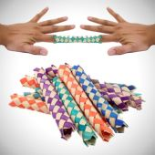 Finger Traps - 12 Pack