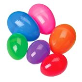 Plastic Eggs -12 Pack