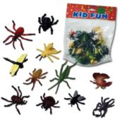 Toy Insect Assortment-72 Pack