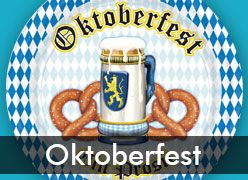 German Oktoberfest Party Decorations & Supplies