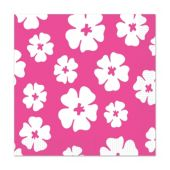 Hibiscus Beverage Napkins-16 Pack