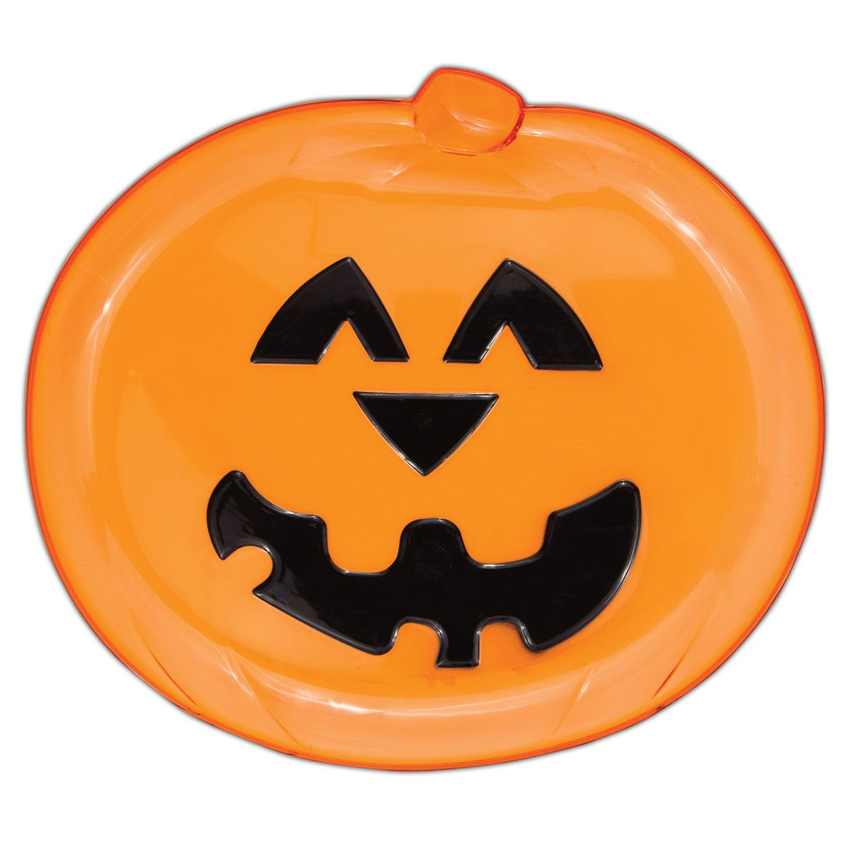 Pumpkin Halloween Serving Tray