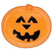 Pumpkin Halloween Serving Tray