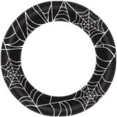 "Spider Web Plates - 10"" - 40 Per Unit"