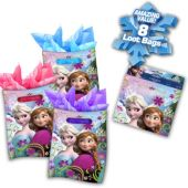 Disney's Frozen Loot Bags - 8 Pack