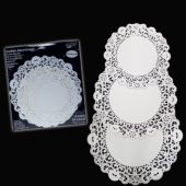 Doilies Assorted Sizes