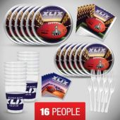 Super Bowl Party Kit for 16 People
