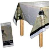 Golden Graduate Table Cover