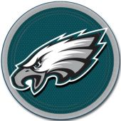 "Philadelphia Eagles 9"" Plates – 9 Pack"