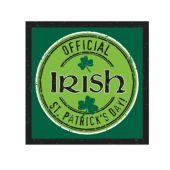 St. Patrick's Day Beverage Napkins - 16 Per Unit
