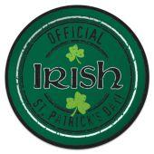 "St. Patrick's Day Plates - 8 3/4"" - 8 Per Unit"