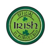"St. Patrick's Day Plates - 7"" - 8 Per Unit"