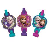 Disney's Frozen Party Blowouts - 8 Pack