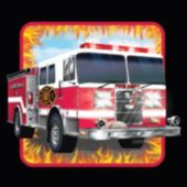 Firefighter Watch Lunch Napkins – 16 Per Unit