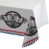 Car Racing Table Cover