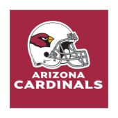 Arizona Cardinals Luncheon Napkins - 16 Pack